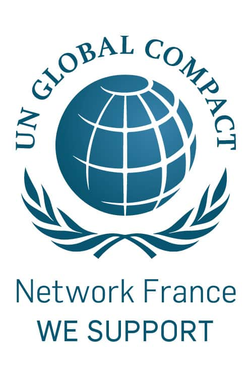 UN Global Compact Network France We support