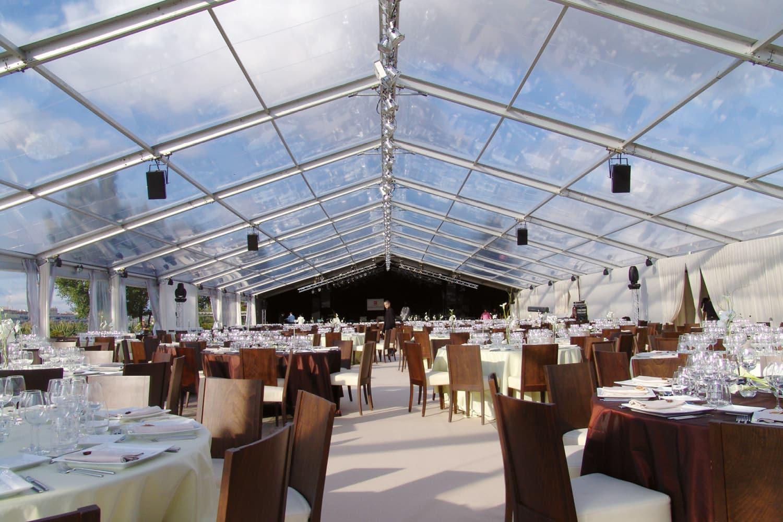Organisation de la soirée de gala lors d'un congrès à Bordeaux – 800 pers